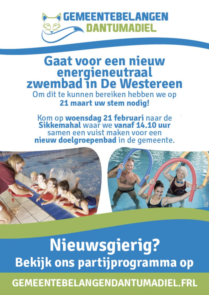 GEMEENTEBELANGENDANTUMADIEL-NIEUW-ZWEMBAD-2018 DE WESTEREEN