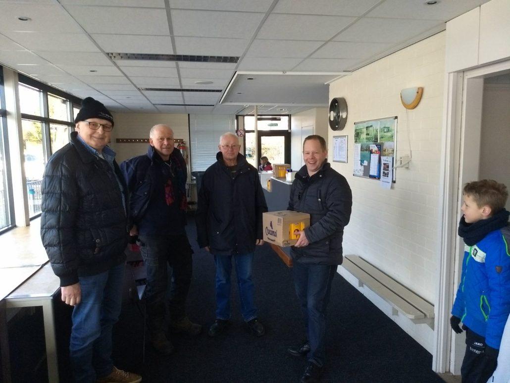 Gemeentebelangen Dantumadiel - gemeenteraadsverkiezingen 2018-Ijsbaan De Walden