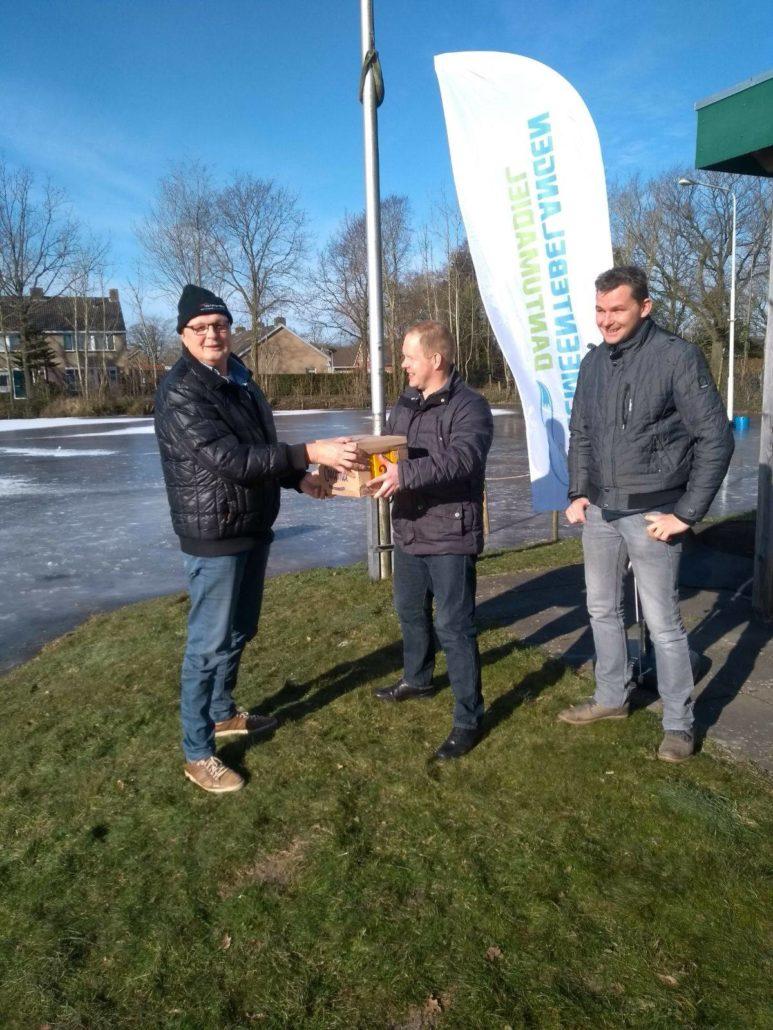 Gemeentebelangen Dantumadiel - gemeenteraadsverkiezingen 2018-Ijsbaan De Walden 2