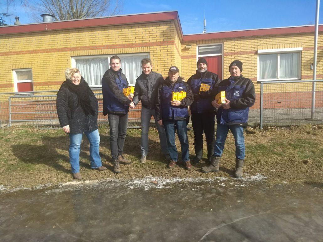 Gemeentebelangen Dantumadiel - gemeenteraadsverkiezingen 2018-Ijsbaan Feanwâlden