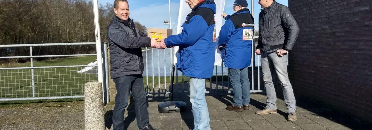 Gemeentebelangen Dantumadiel - gemeenteraadsverkiezingen 2018 - Ijsbaan Ikkerwald